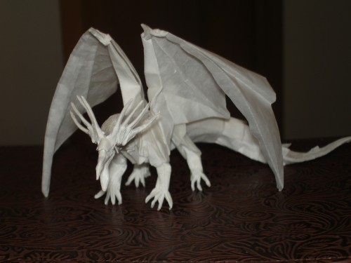 origami ancient dragon-2