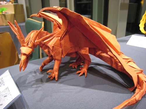 origami ancient dragon-3