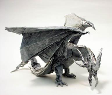 origami ancient dragon-4