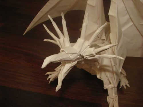 origami ancient dragon-5
