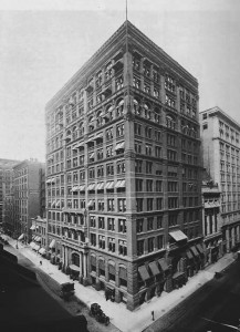 World's First Skyscraper (1885): Home Insurance Building in Chicago