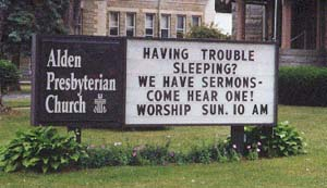 Funny signs – We See These Everyday
