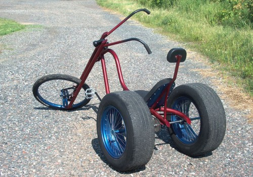 Gladiator Chopper bike