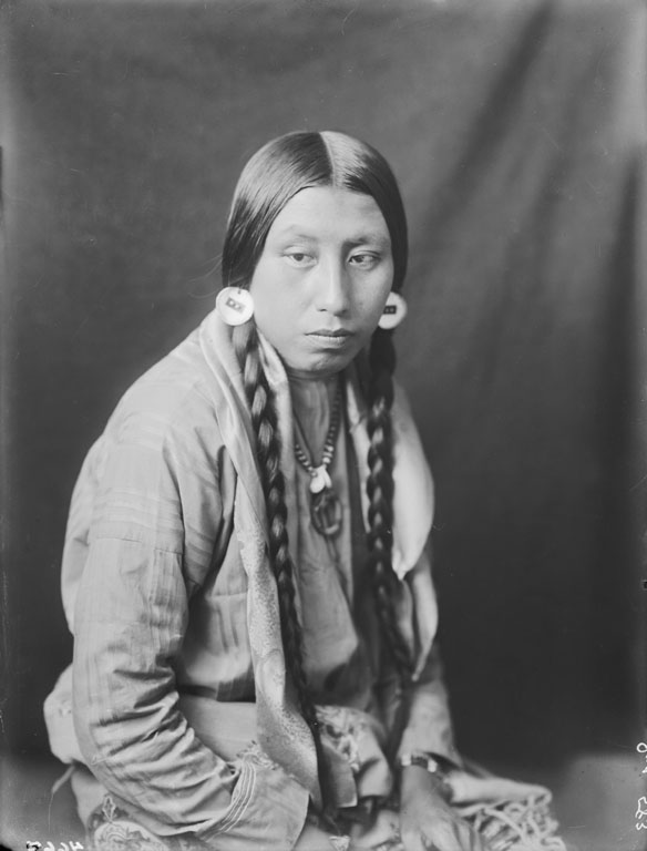 Lizzie Bull Tongue - Crow - 1910