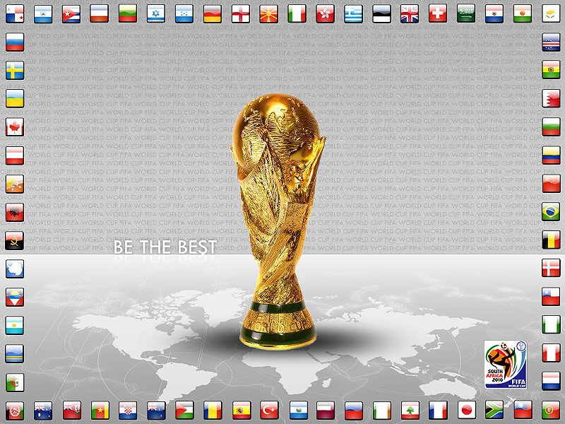 FIFA-World-Cup-2010-Be the Best