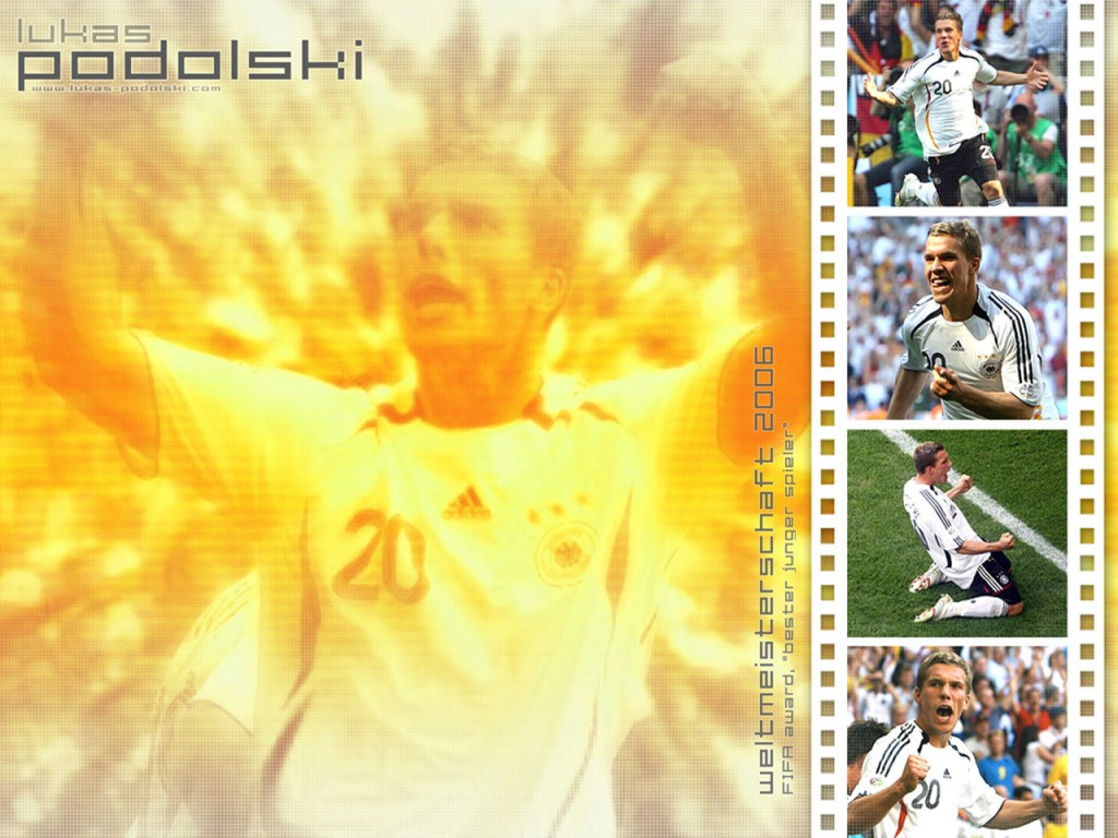 Lukas-Podolski-Germany - FIFA-World Cup-2010