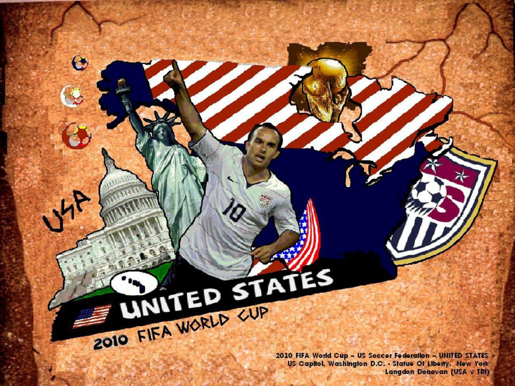 USA team-FIFA-World-Cup-2010