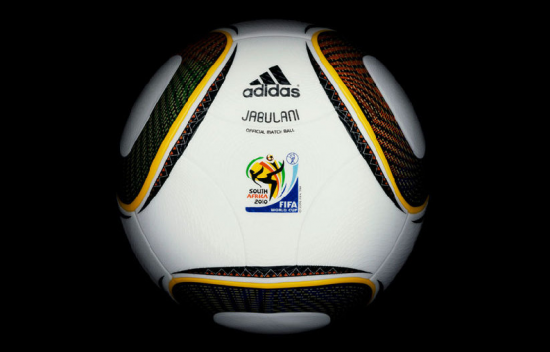 World Cup ball - 2010