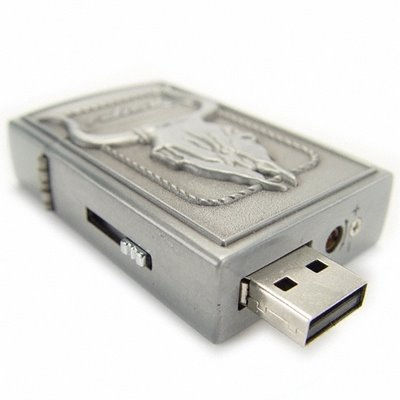 Lighter USB flash drive 3