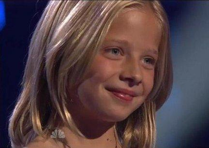 Jackie Evancho - America's Got Talent