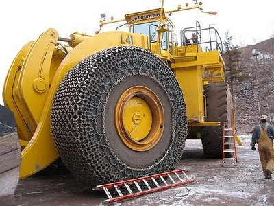 LeTourneau L-2350 Front End Loader