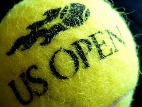 US Open Tennis - A Collection of Pictures