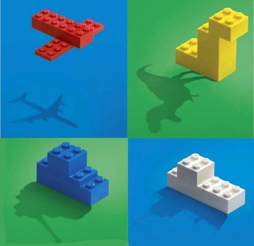 Lego - all about imagination