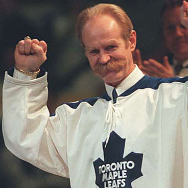 Lanny Mcdonald' big stash