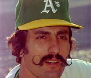 Rollie Fingers moustache