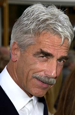 Sam Elliott moustache