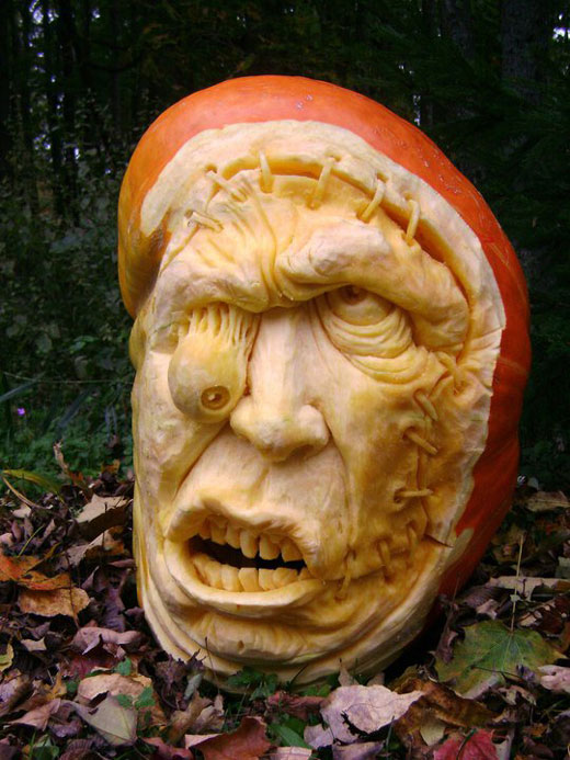 Amazing Pumpkin Carving – Halloween Jack o Lanterns Like Never ...