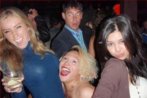 LOL Everything funny pictures and images - check out the dude in the background