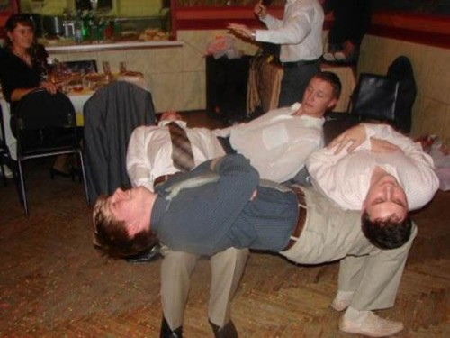 Funny Interesting Weird Random Pictures - cool party trick