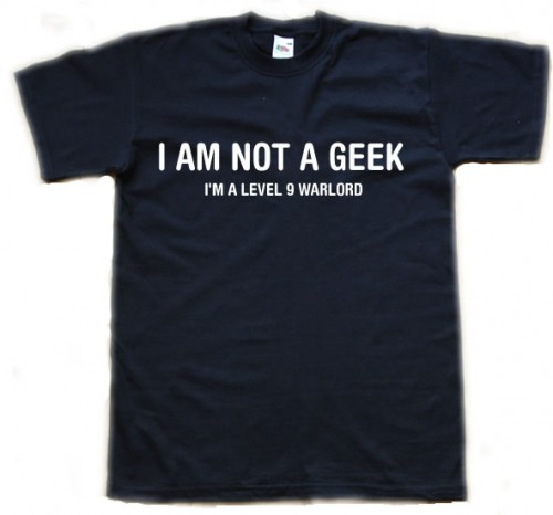 How a geek becomes a geek