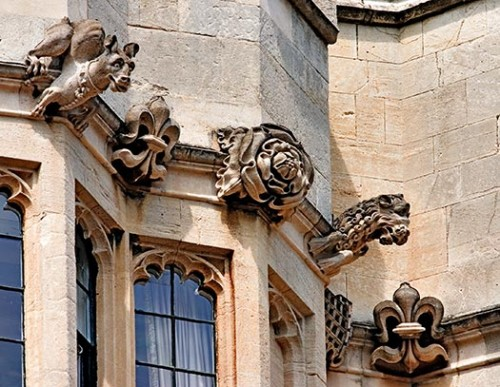 Gargoyles_Windsor_castle