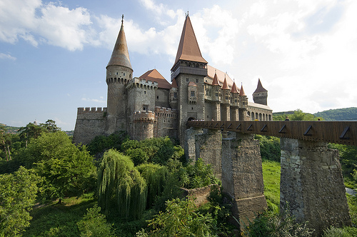 Huniazilor Castle - Romania