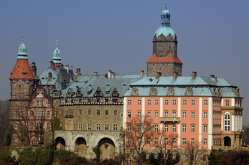 Ksiaz Castle - Poland