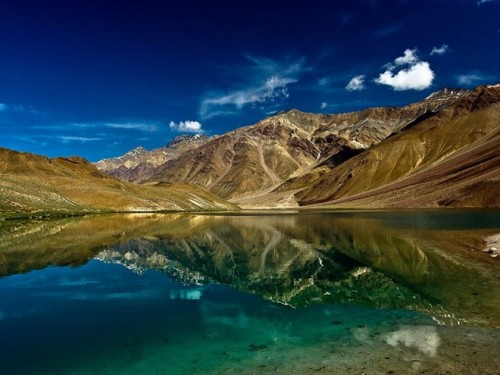 Lake of the Moon India