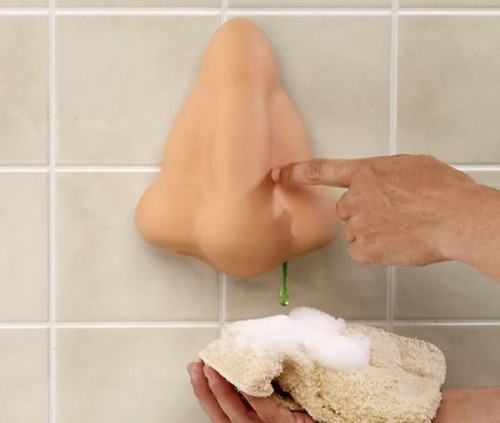 Nose-Gel-Dispenser