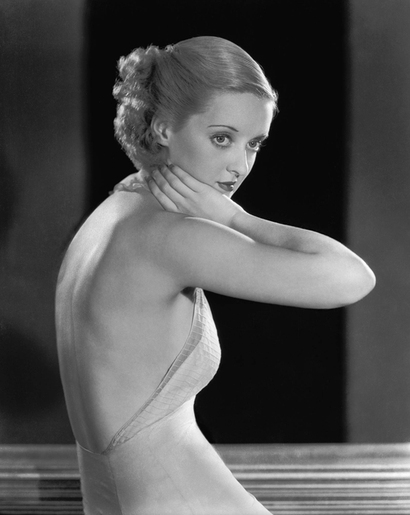 classic pin up girl bette davis