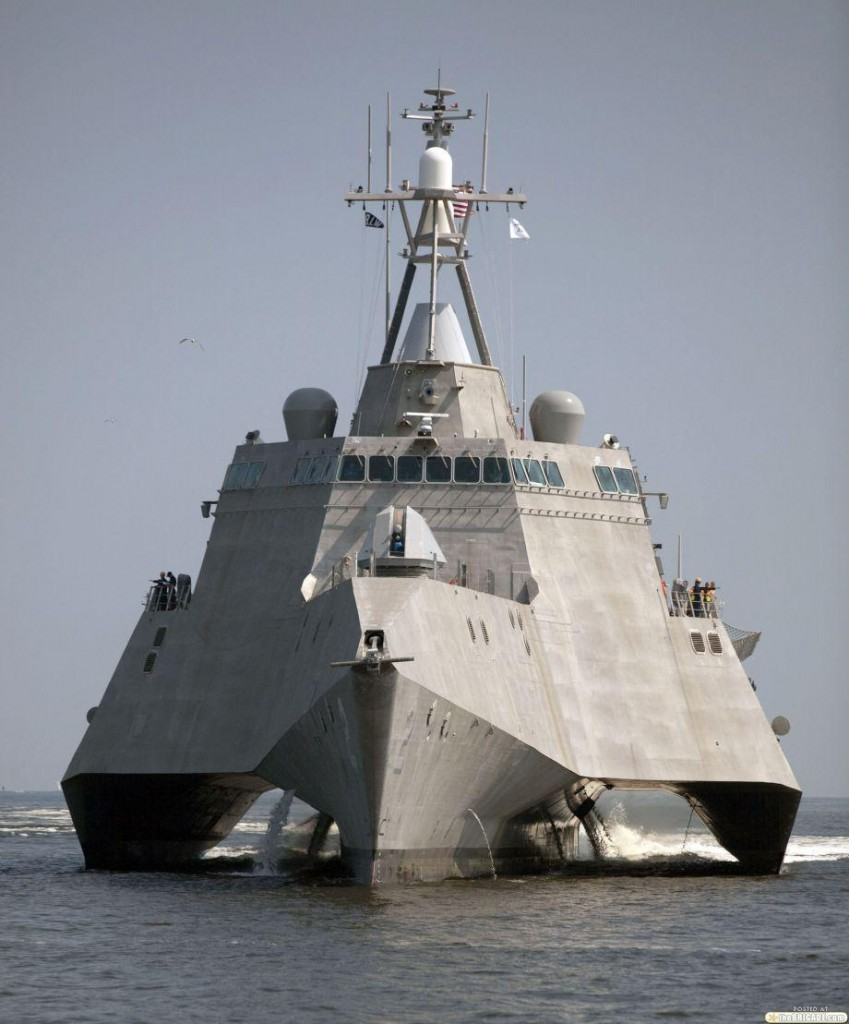 The USS Independence: US Navy Warship