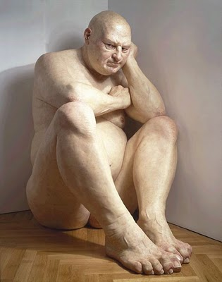 The Weird and Wonderful Sculptures of Ron Mueck