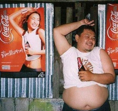 LOL funny pictures - Coke- the models