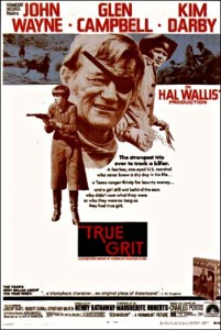 True Grit - original movie poster