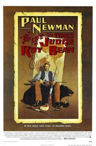 Life and Times of Judge Roy Bean - original movie poster
