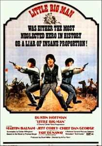 Little Big Man movie poster