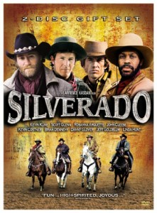 Silverado original movie poster