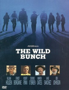 The Wild Bunch original movie poster