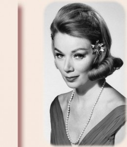 List o' 10 of the Most Outrageous Modern Age Hairstyles - 1960s flip hairstyle
