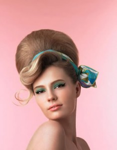 List o' 10 of the Most Outrageous Modern Age Hairstyles - The Beehive