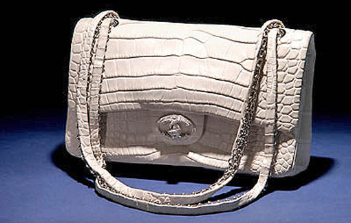 Chanel�s Diamond Forever bag: $261,000