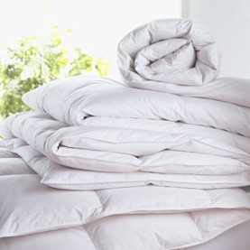 Bed sheets and blankets