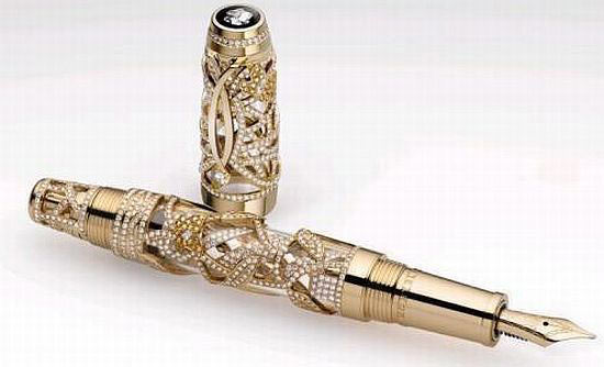 Limited Edition Boheme Papillon fountain pen