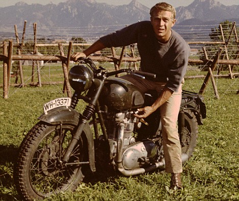 Triumph-T110 Great Escape model