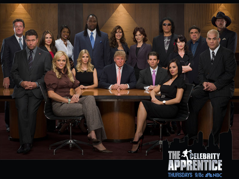 List o' 10 Reality Shows We Could Have Done Without - Celebrity Apprentice