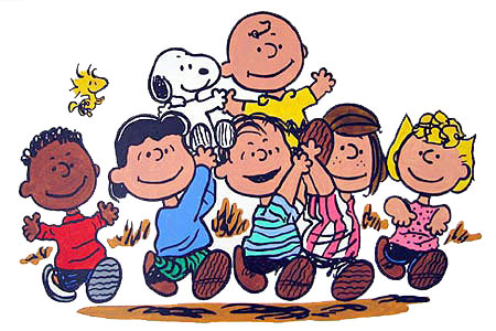 charlie brown and the peanuts gang