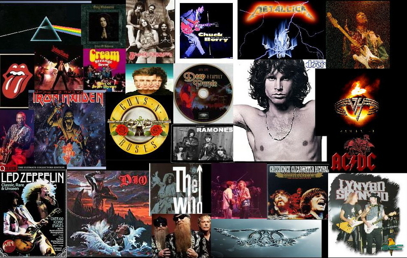 classic-rock-music-collage