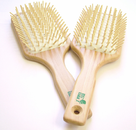 List o' 10 Lesser Known Superstitions: hair brush