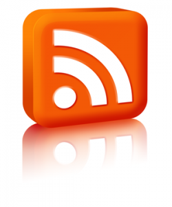 News feed RSS logo