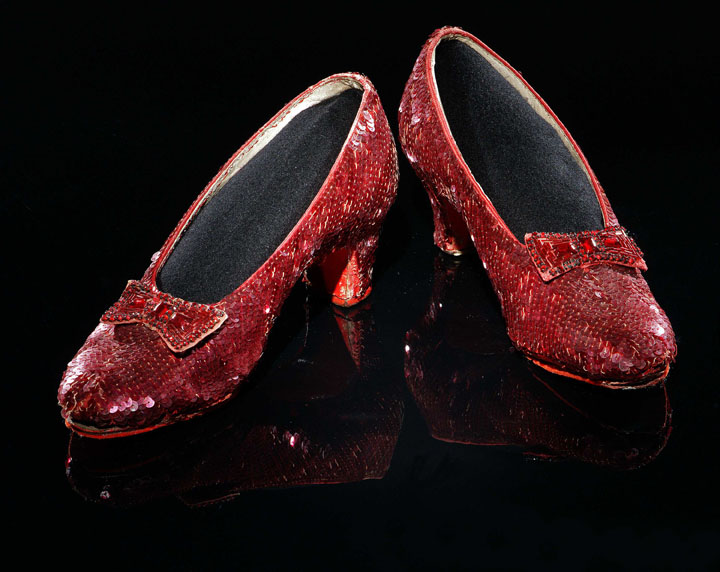 wizard of oz ruby-slippers